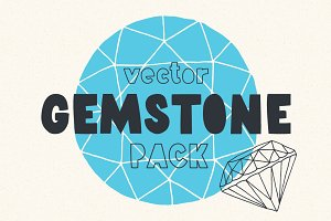Illustrated Gemstone Pack - Vol I.