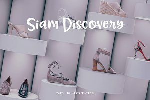 Siam Discovery Mall Photo Pack