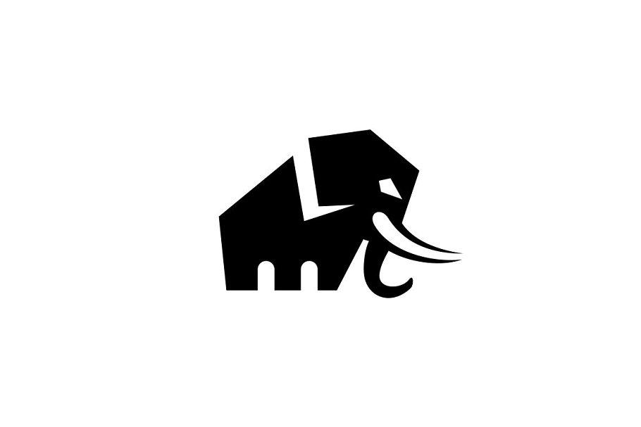 fd272aec07677 Elephant Logo Template ~ Logo Templates ~ Creative Market