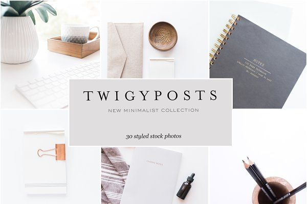 NEW | Minimalist Stock Photo Bundle