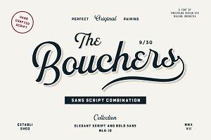 Bouchers Script 2.0 | 20% OFF