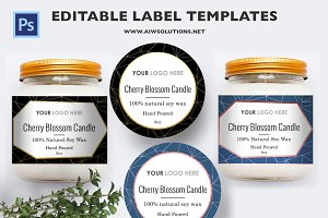 Label Template ID20