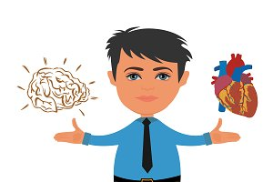 brain or heart choices, business