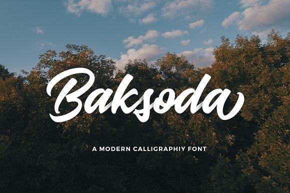 Baksoda - Script