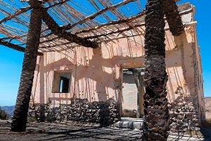 Eritrea house.