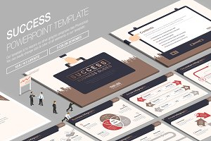 Business Powerpoint Template vol.20