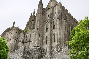 Beautiful Medieval Abbey