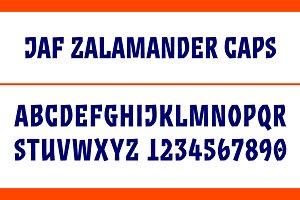 JAF Zalamander Caps