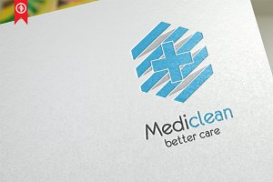Medical / Healthy - Logo Template
