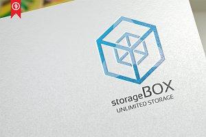 Storage Box - Logo Template