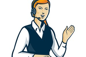 Telemarketer Call Center Operator Re