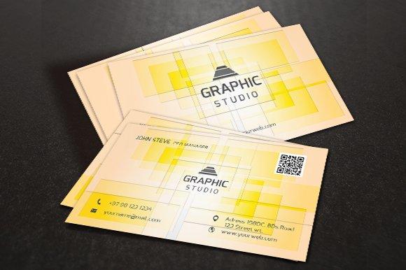 Creative Business Card v.4 - Business Cards