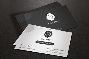 Retro - Vintage Business Card v.5