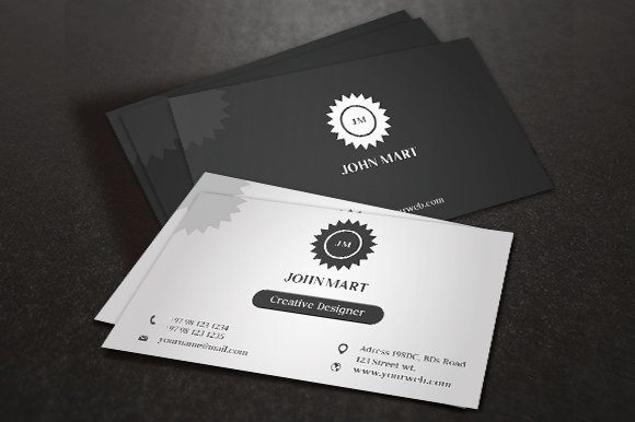 Retro vintage business card v5 business card templates retro vintage business card v5 business card templates creative market colourmoves