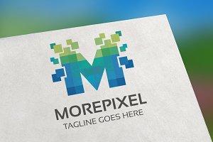 Morepixel (Letter M) Logo