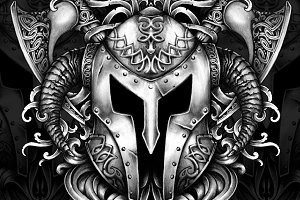 The Armor Of Viking