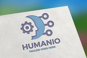 Humanio Logo
