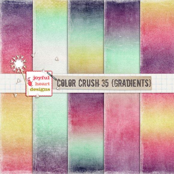 Color Crush 35 {gradients}