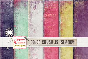 Color Crush 35 {shabby}