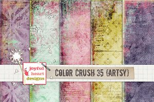 Color Crush 35 {artsy}
