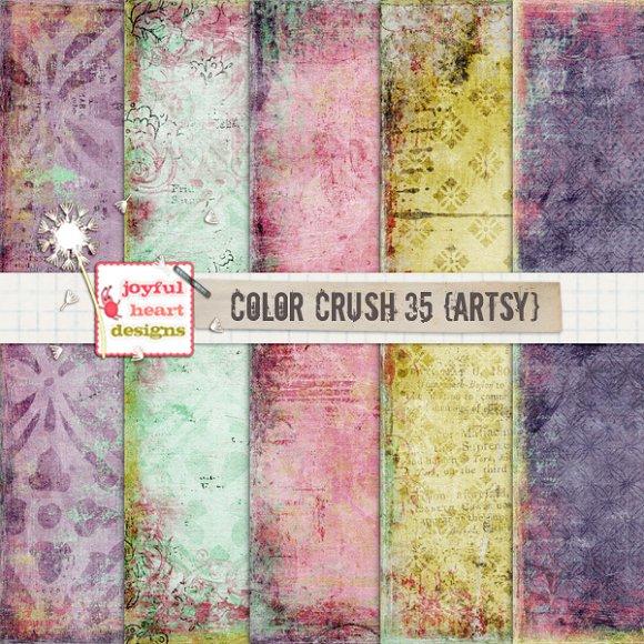 Color Crush 35 {artsy}