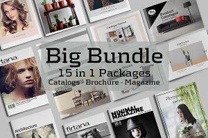Big Bundle  15 in 1 Packages