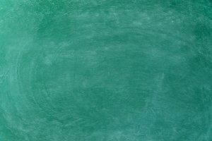 abstract green dirty chalkboard