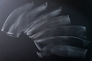 abstract black dirty chalkboard