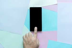 phone tablet