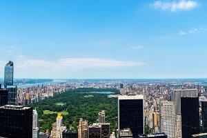 Manhattan view