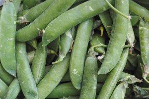 peas legumes vegetables