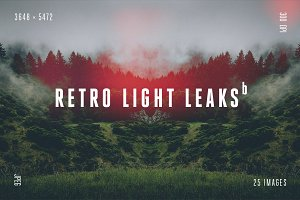 Retro Light Leaks ds