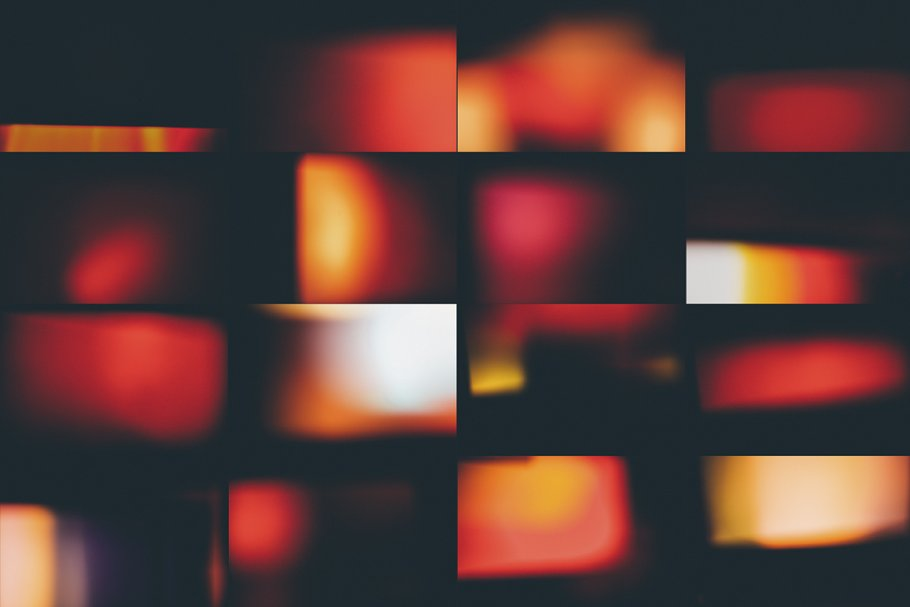 Retro Light Leaks ds in Textures - product preview 3