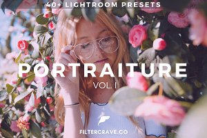 Portrait Lightroom Presets Vol. I