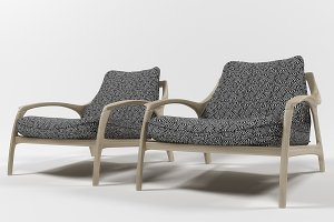 Sequilla armchair by inDahouze