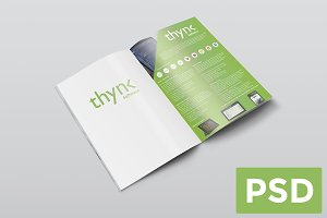 Magazine - Easy to use PSD
