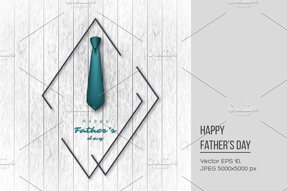 Father's Day Holiday Design