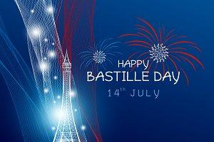 France 14 july bastille day