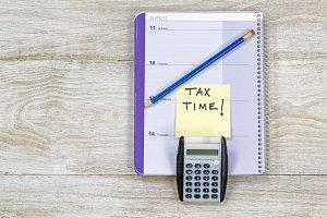 Income Tax Season