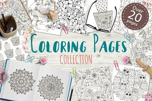Coloring Pages New Collection