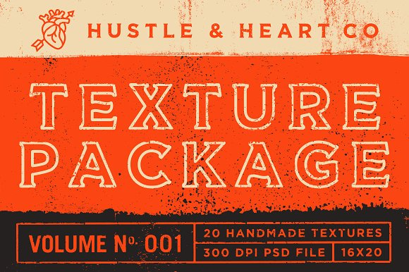H&H Texture Package Vol. 1