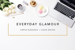 Elegant Hero/ Blogger Header Images