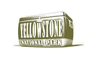 Yellowstone National Park Cooler