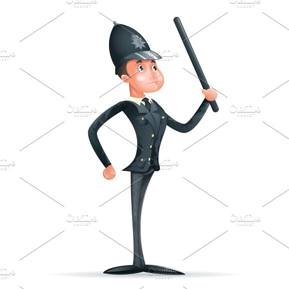 Order Law Policeman