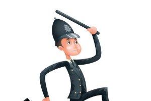 Policeman Run