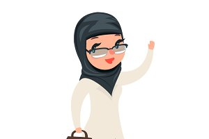 Girl Cute Arab