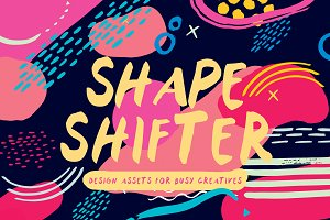SHAPE SHIFTER | Abstract Elements