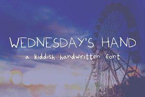 Wednesday's Hand