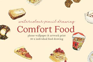Comfort Food Set