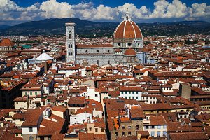Florence Rooftop View